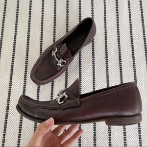 Salvatore Ferragamo Regal Horsebit Loafers Sz 8.5